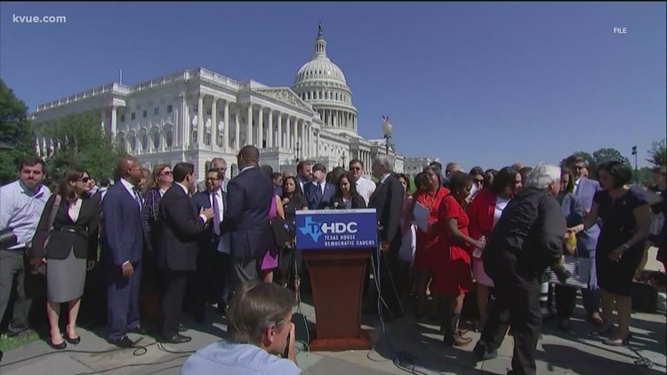 Six Texas House Democrats test positive for COVID-19