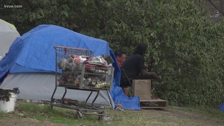 Austin City Council to consider creating temporary designated campsites