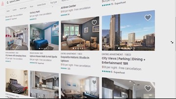 Austin losing millions in illegal short-term rentals | kvue com