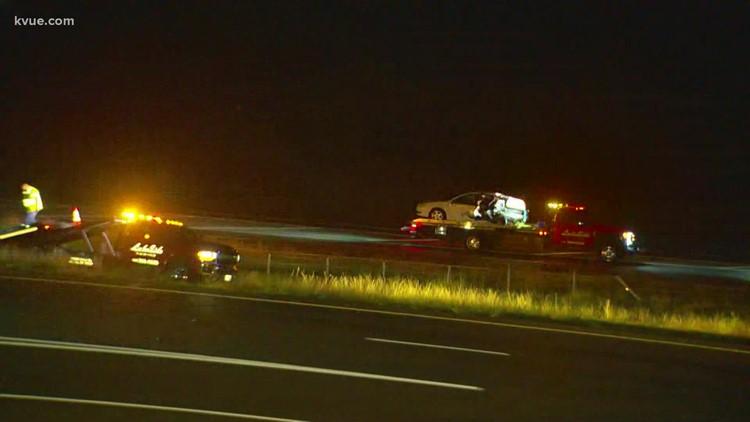 1 person killed in crash on Loop 360 near Pennybacker Bridge