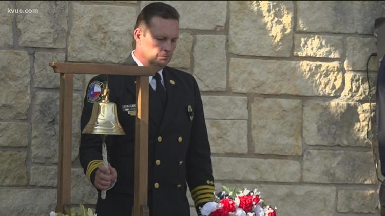 Cedar Park American Legion has special connection to 9/11