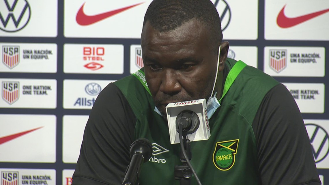 USA vs. Jamaica World Cup qualifier post-game comments: Jamaica coach Theodore Whitmore