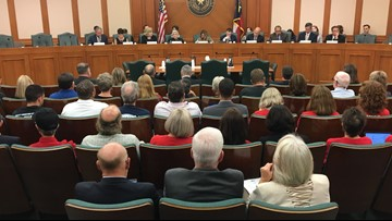 Texas Lawmakers discuss preventing mass shooting attacks in committee hearing