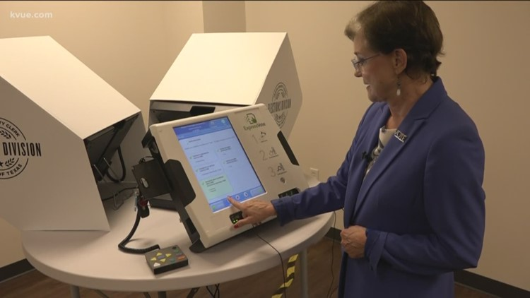 Voters react to first Travis County election with new voting equipment