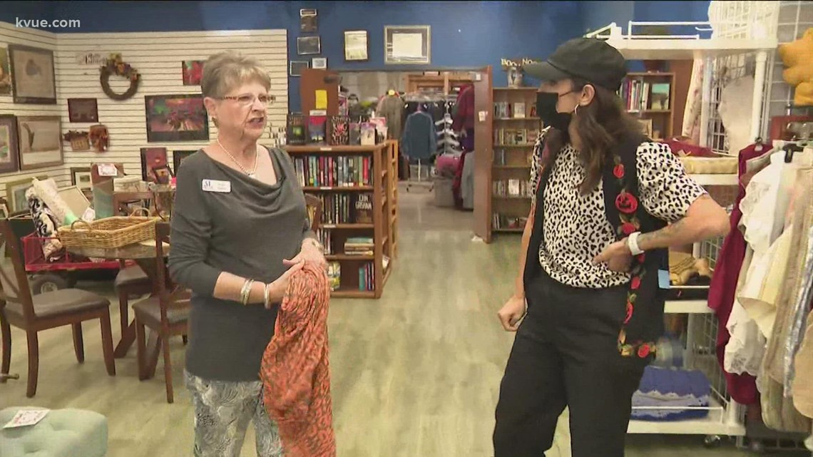 Keep Austin Local: Assistance League of Georgetown Area Thrift Shop