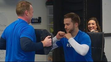 KVUE Daybreak masters the art of self-defense with Krav Maga