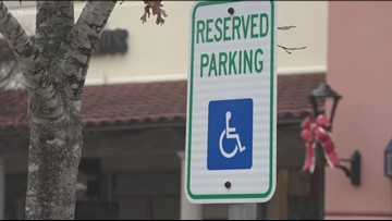 Cracking down on parking violations in San Marcos