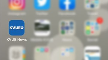 KVUE has a new app. Download it here