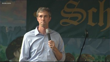 Beto O'Rourke's plan to legalize marijuana includes clemency for possession sentences and grants for those who already served time