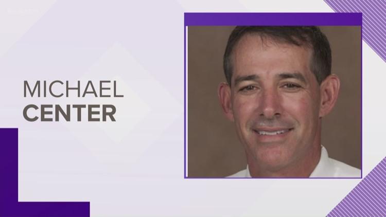 UT fires men's tennis coach Michael Center