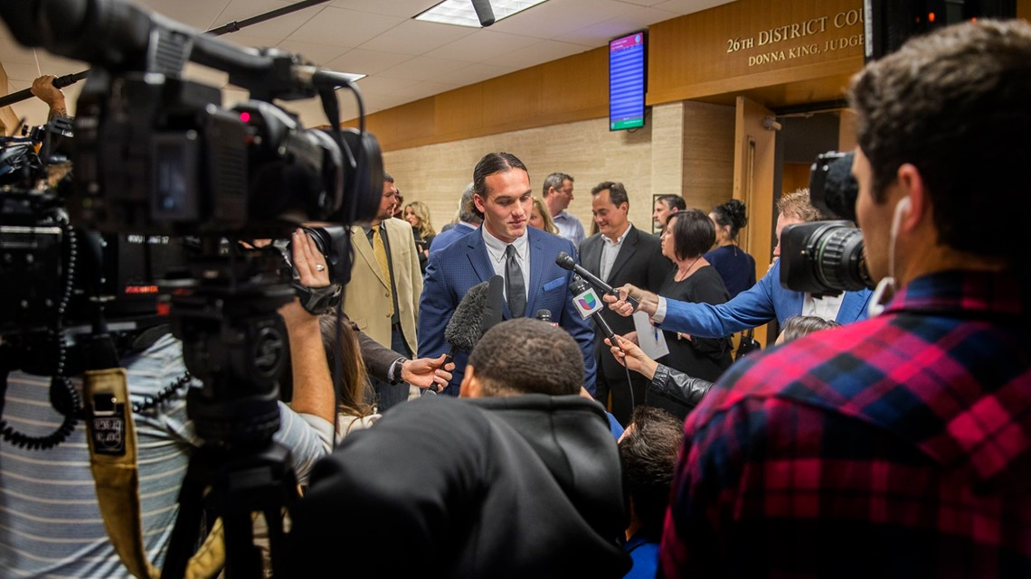 Greg Kelley to play football for Eastern Michigan after exoneration for wrongful conviction