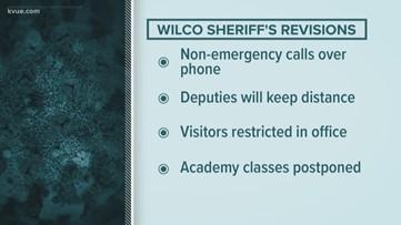 Williamson County deputies making changes