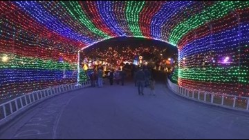 Tickets for Austin Trail of Lights are on sale now