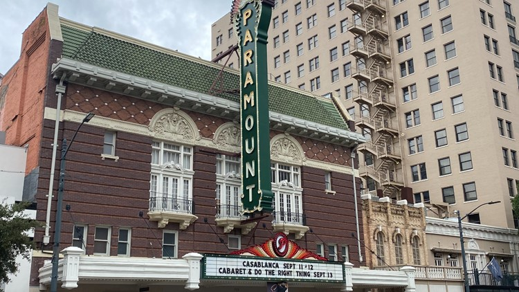 Working for the Weekend: Comedy at the Paramount, Taco and Margarita Festival, Full Moon Festival