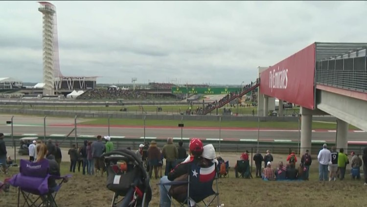 Formula 1 race in Austin did not increase crime rates, according to study