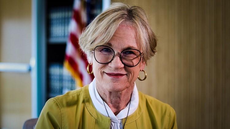 Travis County District Attorney Margaret Moore