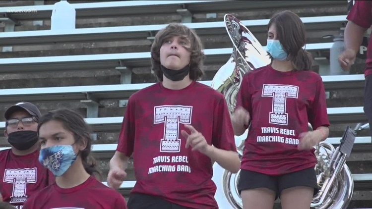 Band of the Week: Travis High School - Sept. 17, 2021