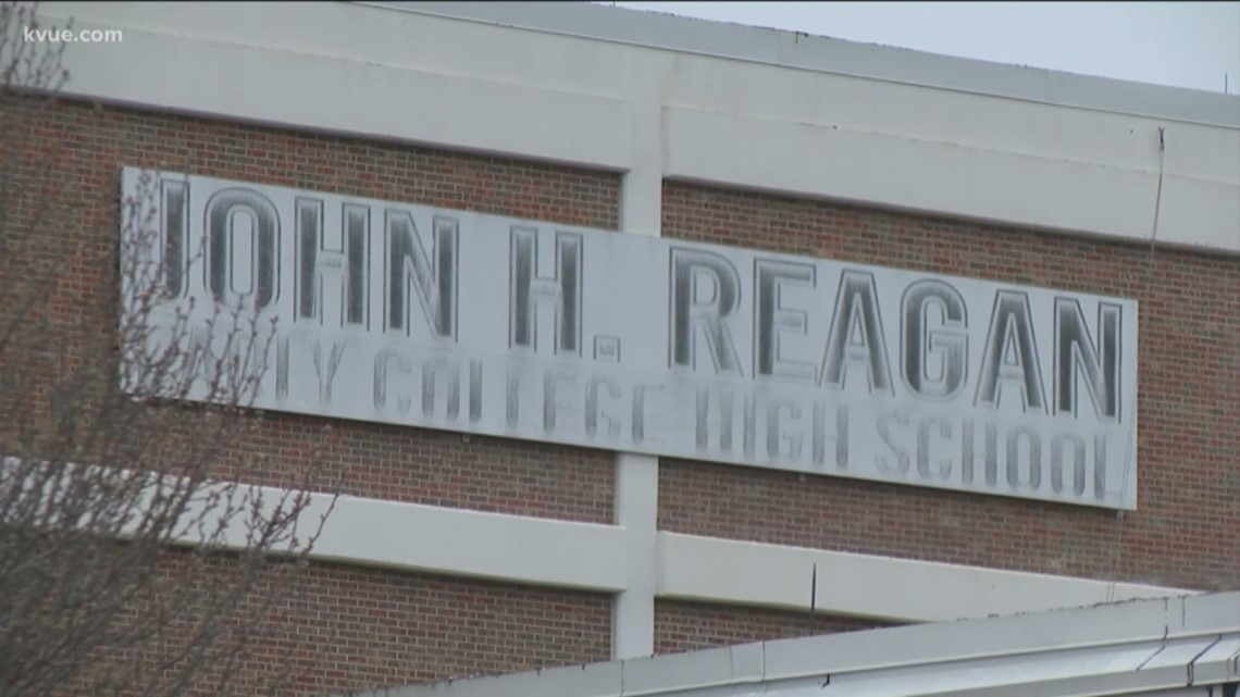 Heb Gas Prices >> John H. Reagan High School renamed to Northeast High ...