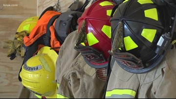 Inside the Kyle Fire Department's new fire station