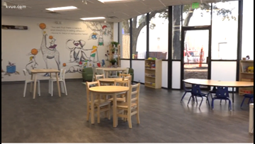Austin Community College expanding its 'drop-in' daycare program