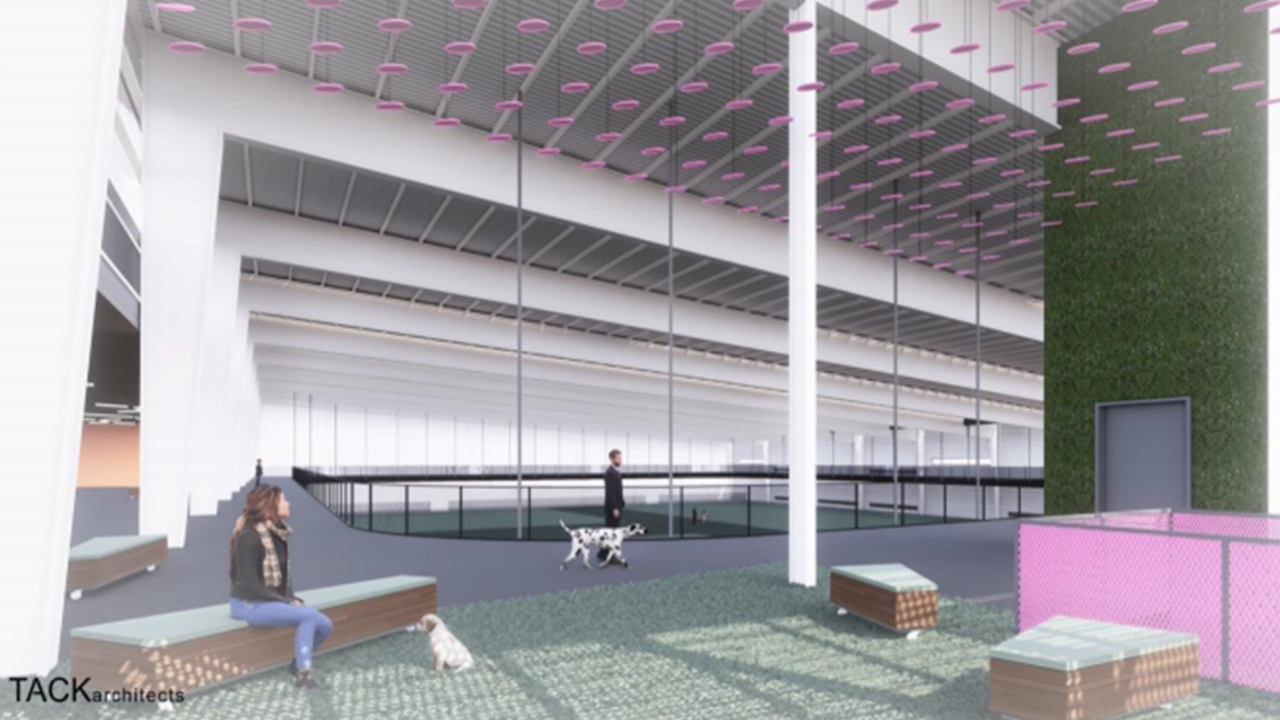 Austin S Largest Indoor Dog Park To Open Late Spring 2020 At