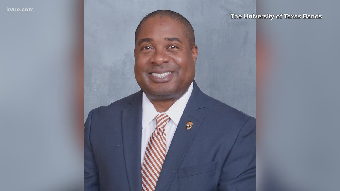 Amid 'Eyes of Texas' controversy, UT hires first Black band director