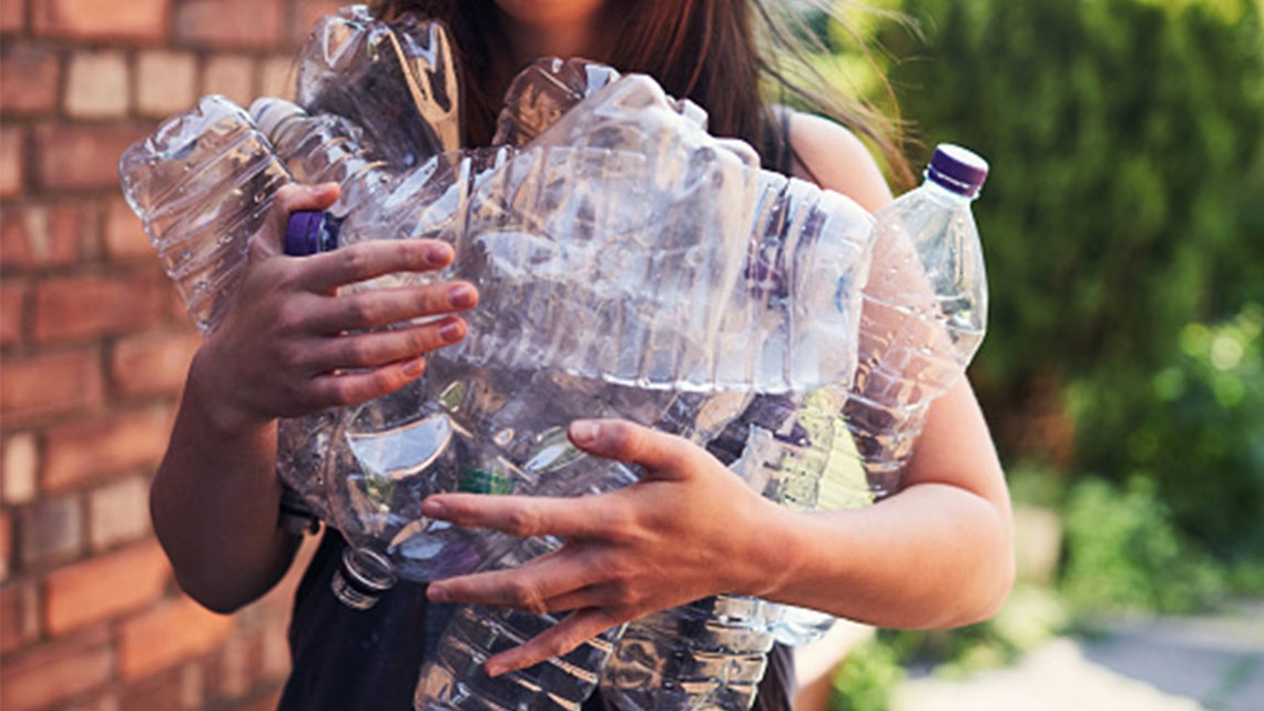 Austin celebrating Earth Day by using less plastic