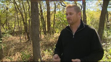 Illegal homeless camping: Crews survey camps in area parks
