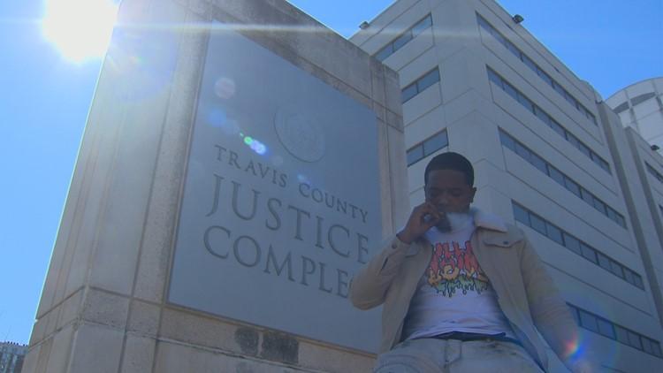 County courthouse marijuana smoke-out