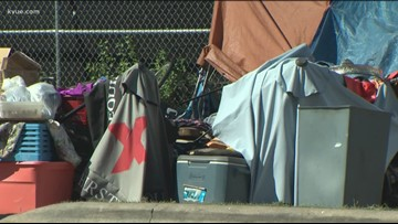What keeps some homeless people from accepting shelter?