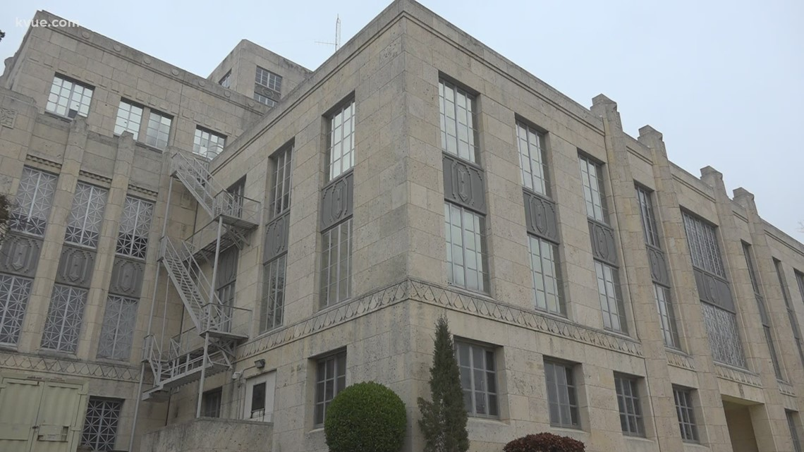 Travis County Courthouse damaged during winter storms
