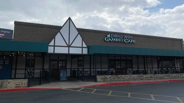 Keep Austin Local: Emerald Tavern Games and Café