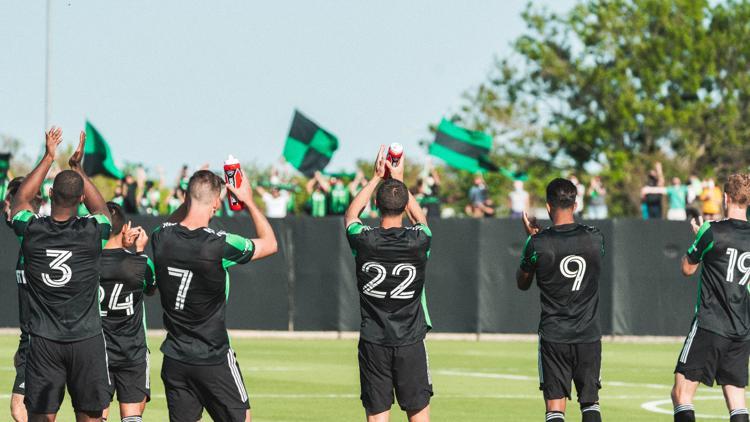 Austin FC set for inaugural match in LA