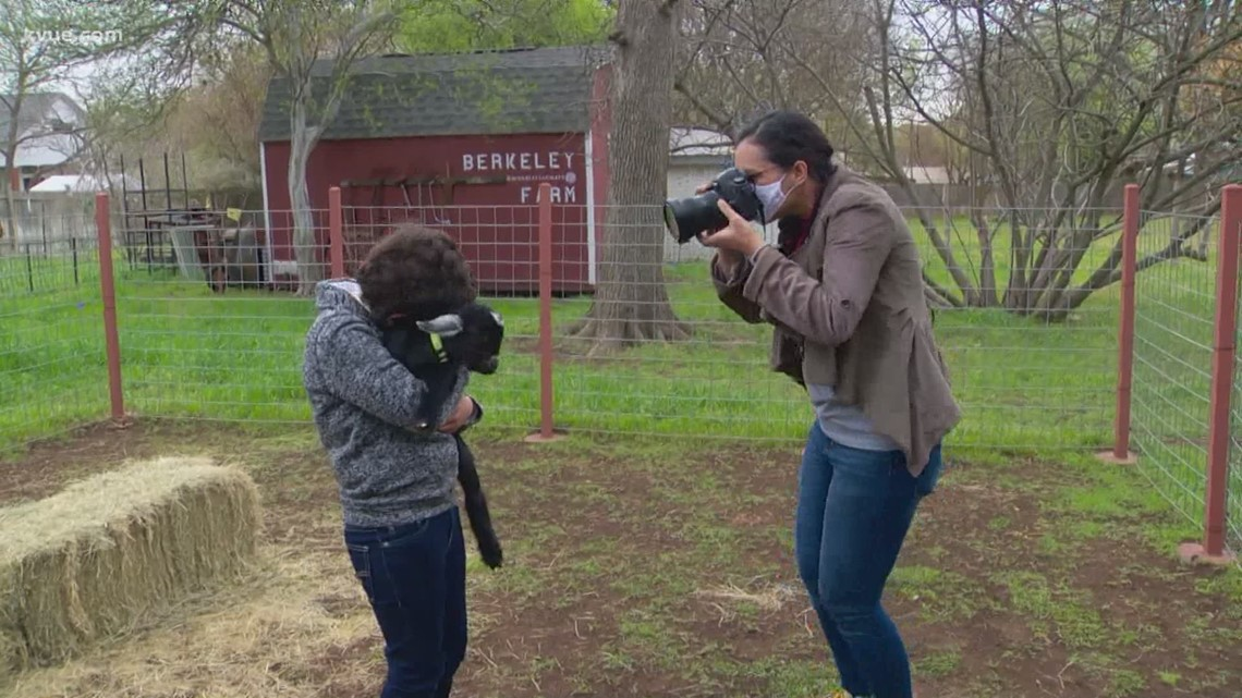 A picture-perfect moment: Photographers volunteer to help children in Central Texas foster care find homes