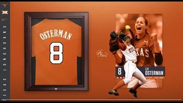 Hook Em! 🤘 Texas Longhorns to retire Cat Osterman's No. 8 jersey