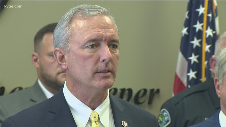 Austin police officers meet with Republican lawmakers for law enforcement roundtable