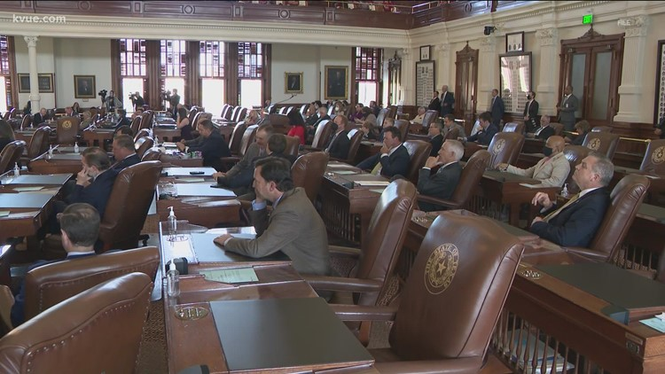 Texas Legislature ends third special session with several items unaddressed