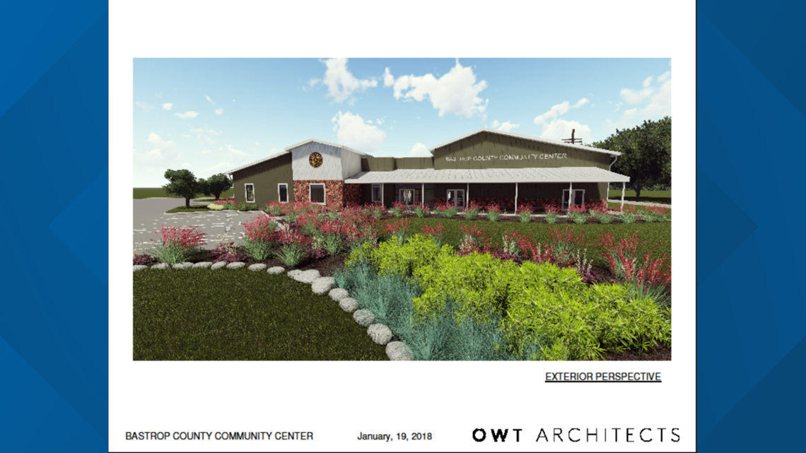 Bastrop County to receive $2M grant for new community center