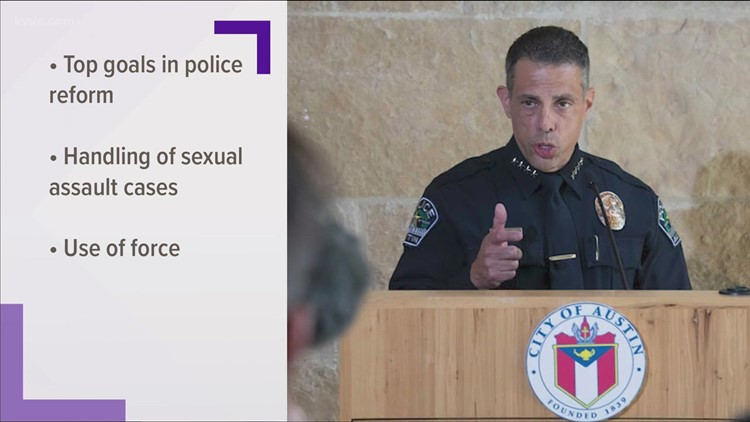 Austin City Council considering Joe Chacon police chief appointment