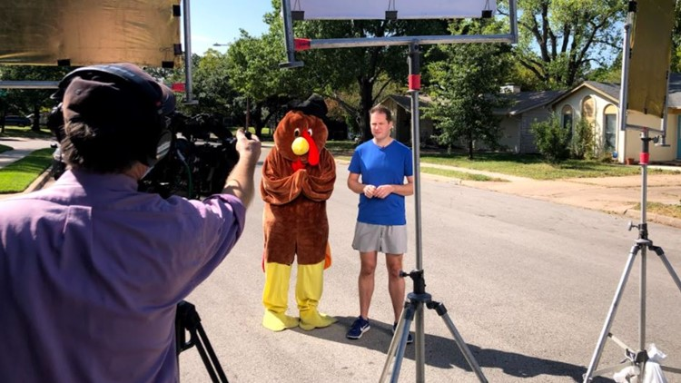 KVUE helped ThunderCloud Subs Turkey Trot raise $120K for Caritas of Austin in 2020