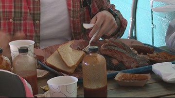 You could win 2 meals from Franklin Barbecue if you donate blood to this Central Texas blood bank