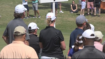 Here's how to stay safe in the heat at Dell Match Play