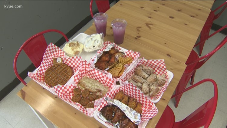Gossip Shack spreads its wings in Pflugerville with its variety of flavors