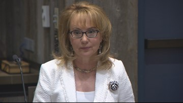 Former Congresswoman Gabrielle Giffords launches gun owner coalition in Texas