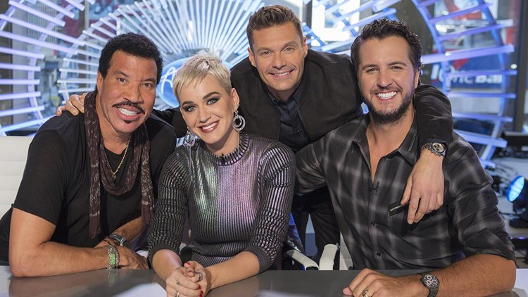"""American Idol and The 52nd Annual CMA Awards are holding a contest to give one lucky contestant a pass to Hollywood to compete on """"Idol"""" and they want America's help."""
