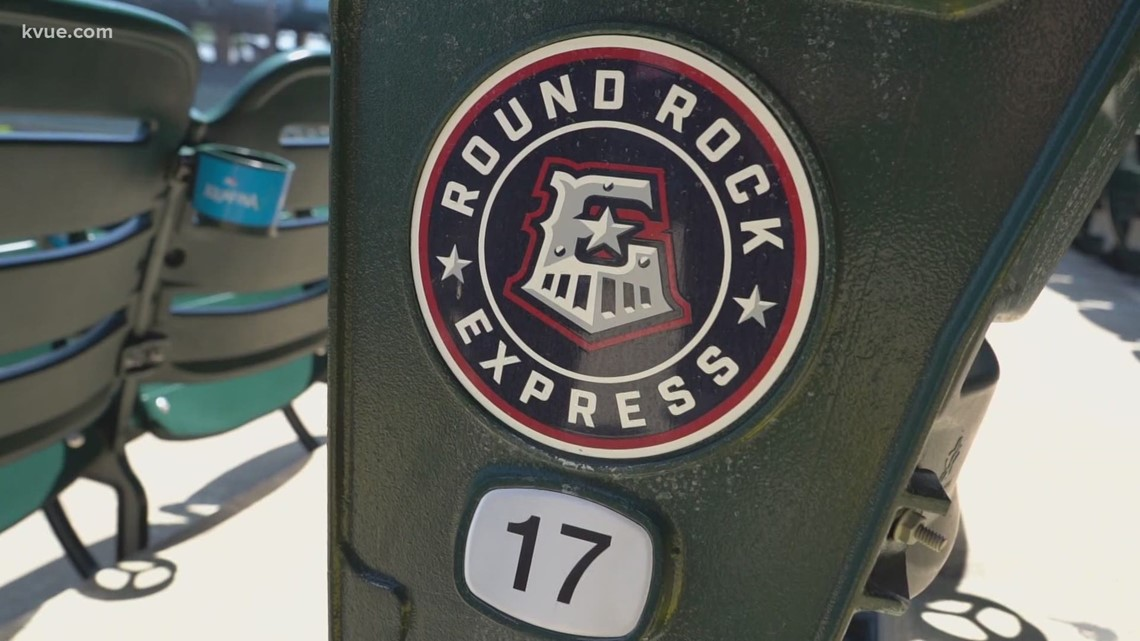 Round Rock Express prepares for home opener