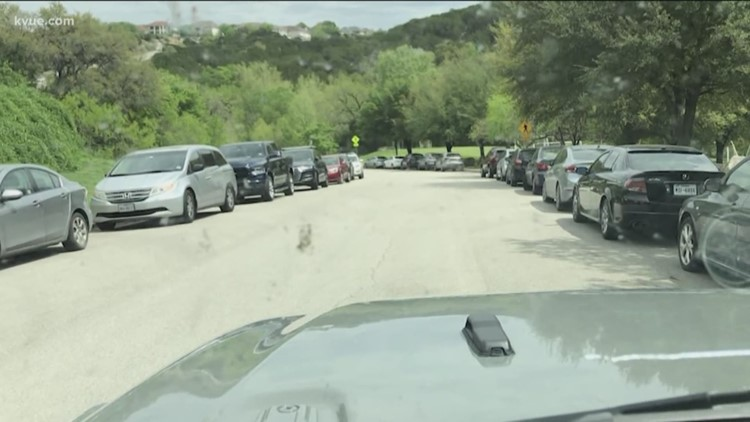 Austin's River Place Nature Trail closed amid social distancing concerns