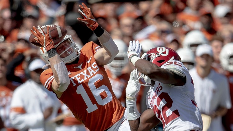 Texas WR Jake Smith enters transfer portal: Report