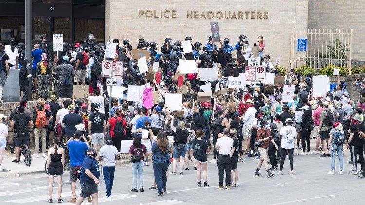 Austin wants to be a model of modern policing, but the future remains unclear