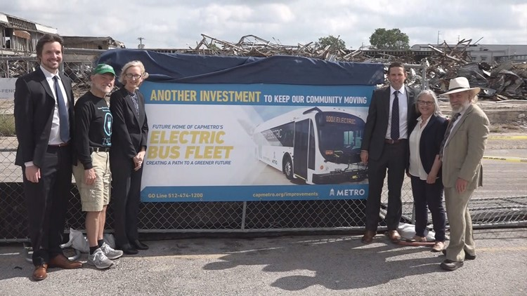 CapMetro to receive $2.6M grant to fund eco-friendly buses